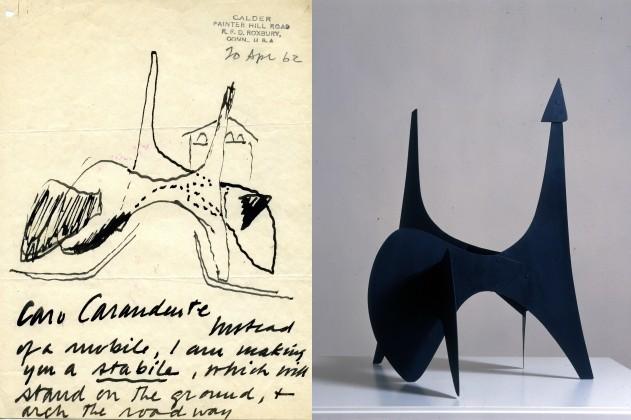 Lettera-di-Alexander-Calder-a-Giovanni-Carandente-20-aprile-1962-Biblioteca-Giovanni-Carandente-Spoleto-e1445854507699