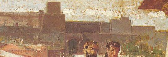 Eternamente legato all'Umbria. Federico Faruffini