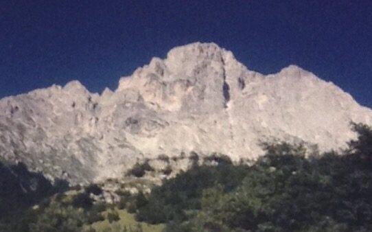 Pietro e la montagna