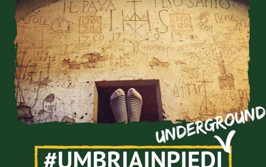 #umbriainpiedi - parte II - Narni Sotterranea