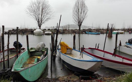 Metti una domenica di pioggia al Lago Trasimeno