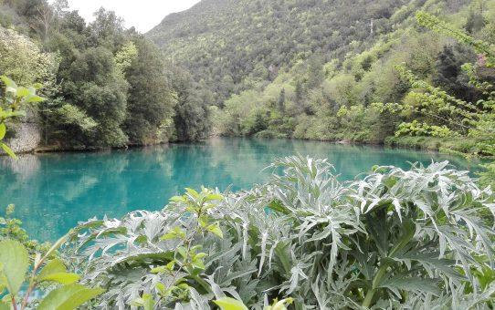Deviazione dal Tevere: il fiume Nera