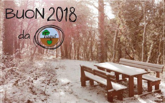 Ciao 2017, benarrivato 2018!