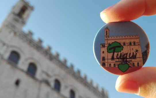 Gubbio: nuovi occhi su un'antica città